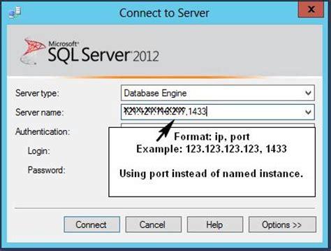 sql server port enable remote connections for sql server express 2012