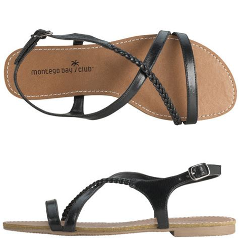 sandals club mobay womens montego bay club phertado sandals from payless