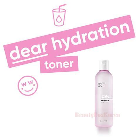 A Pieu 18 Toner 180ml box korea banila co dear hydration toner 280ml