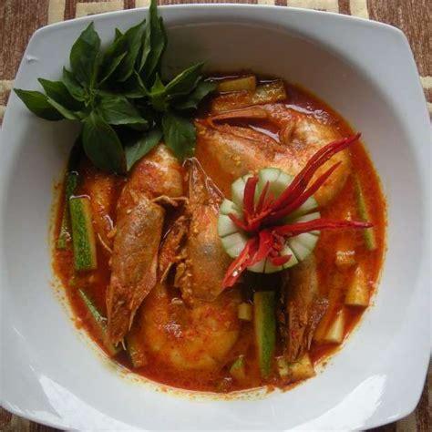 resep udang galah santan kecap masak  hari