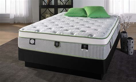 restonic comfortcare apollo  ultra plush queen mattress