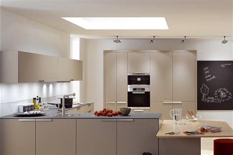 decorer votre cuisine avec  plafonnier led extra plat