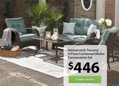 walmart backyard furniture patio furniture at walmart canada myideasbedroom com