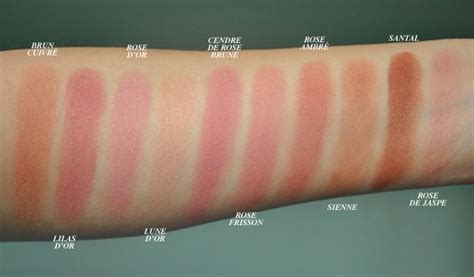 Nyx Praque By Bourjois Indonesia bourjois pot blush review and swatches
