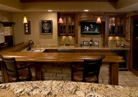basement bar top ideas 32 splashy basement bar ideas creativefan