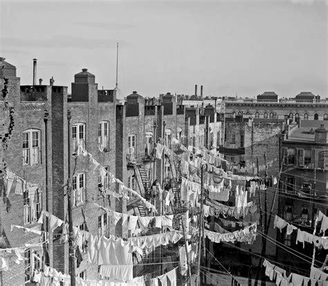 Housing New York City History History In Photos Detroit Publishing New York City