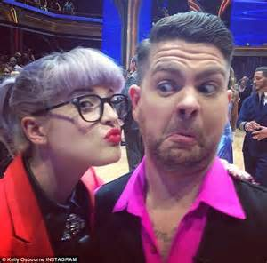 she s a cool aunt kelly osbourne takes baby niece pearl