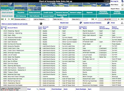chart of accounts excel template chart of account myideasbedroom
