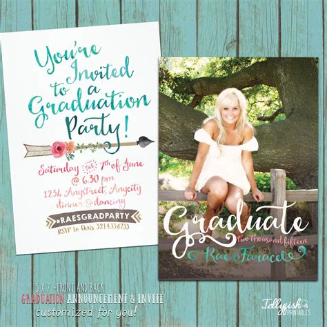Graduation Party Invites Party Invitations Templates Free Graduation Announcements Templates