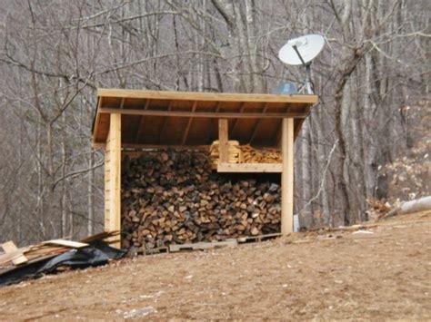 wood shed  asplan