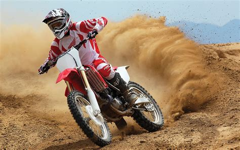 Honda Motocross Crf450 R Motorcycles Photo 31816510