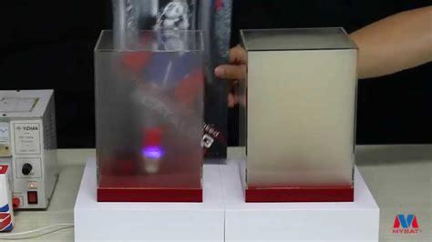 smoke test anion car charger with air purifier mybat