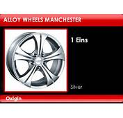 Oxigin Alloy Wheels  Manchester