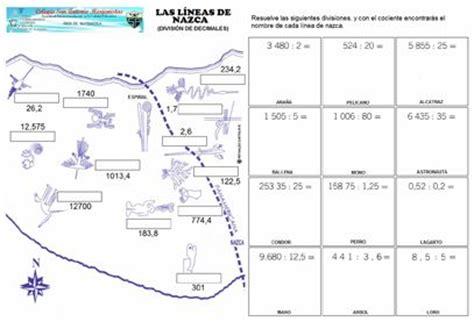 operaciones con decimales operations 8421656775 divisiones variadas nazca fichas abn operaciones actiludis