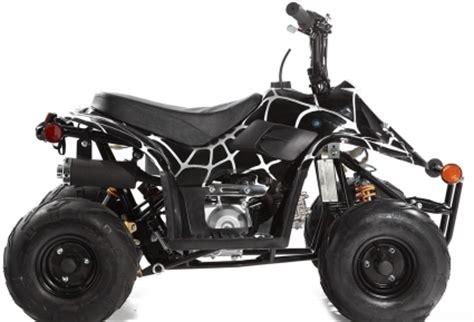 Blus Sp 110 12 50cc 110cc spider mini atv