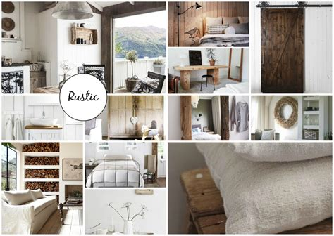 house interior design mood board sles rustic details in interior design mood board created on
