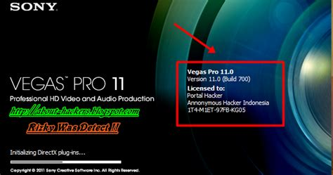 tutorial crack vegas pro 11 download sony vegas pro 11 lengkap dengan tutorial