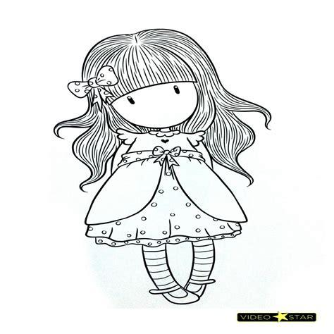 imagenes de muñecas kawaii para colorear 3 mu 195 ecas gorjuss para imprimir y colorear gorjuss espa 195
