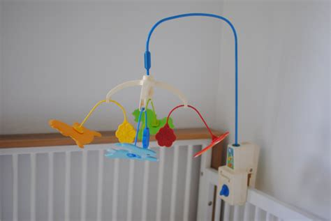 Fisher Price Mobiles Cribs by Vintage Crib Mobile Fisher Price Animals