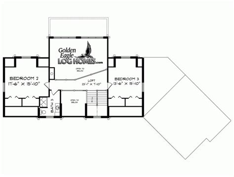 eagle homes floor plans golden eagle log and timber homes floor plan details