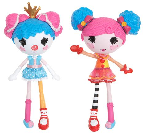 design a lalaloopsy doll lalaloopsy wrkshp dbl pk princess clown