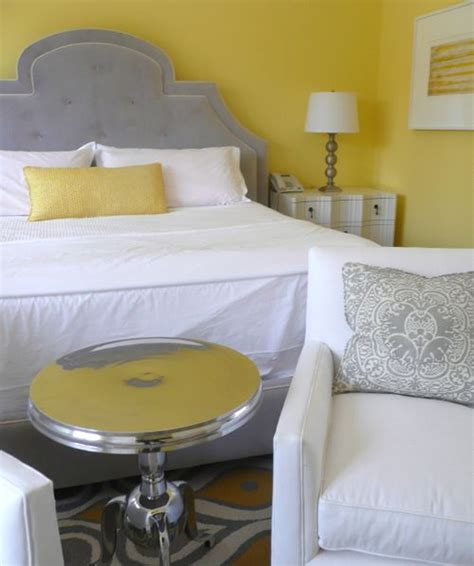 yellow gray bedroom home decorating pictures grey and yellow bedroom
