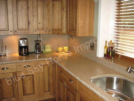 light colored granite kitchen countertops oak cabinets oak kitchen cabinets and oak kitchens on