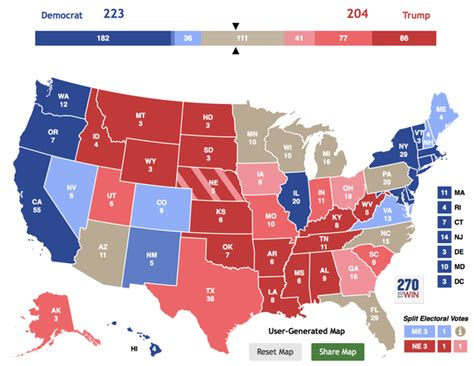 swing state what will be the swing states in 2020 quora