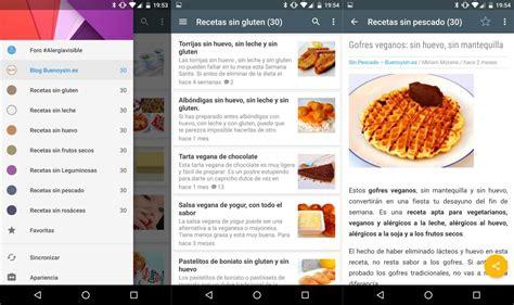 recetas de cocina para las mejores aplicaciones para cocinar con android