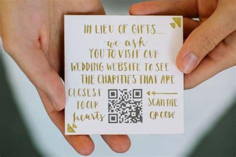 Undangan Pernikahan Wedding Invitation Lipat Tiga tiga cara manfaatkan teknologi barcode pada undangan pernikahan thewedding id