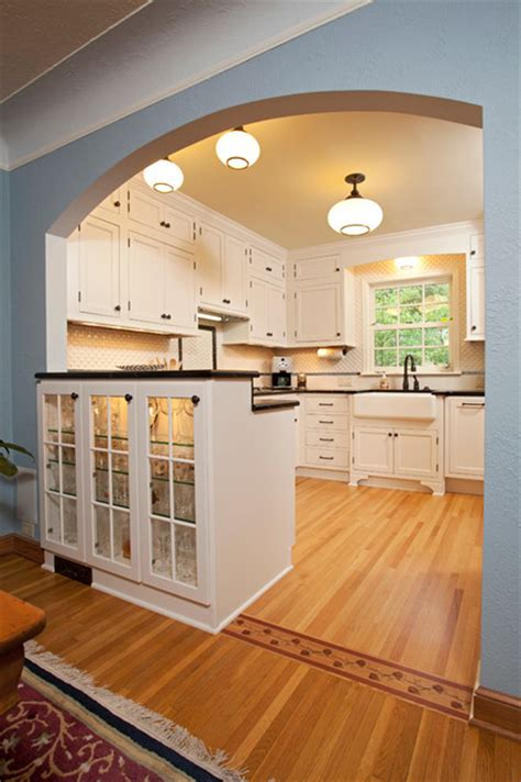 Kitchen Remodel Ideas Budget st paul charming update to 1940 s kitchen traditional