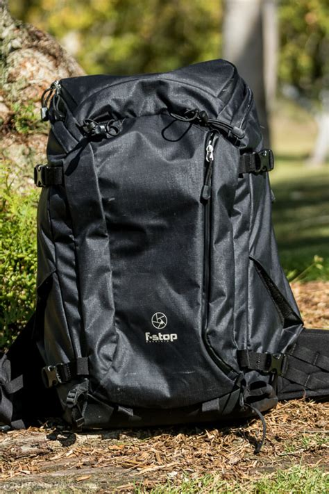 product review f stop gear lotus backpack