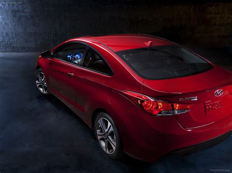 hyundai elantra coupe 2013 car picture 01 of 30