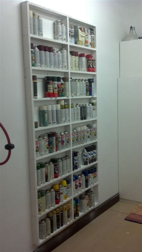 spray paint bookshelf best 25 spray paint storage ideas on pinterest garage