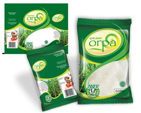 desain kemasan gula sribu packaging design desain kemasan untuk gula pasir or