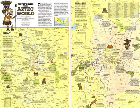 hm world city location map visitors guide to the aztec world map