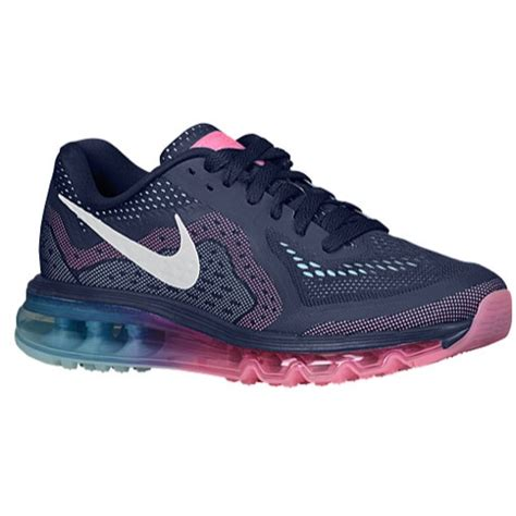 nike air max 2014 s running shoes midnight