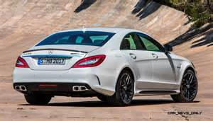 Mercedes Cls550 Amg 2015 Mercedes Cls550 And Cls63 Amg
