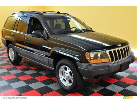 Black 1999 Jeep Grand 1999 Black Jeep Grand Laredo 18108728 Gtcarlot