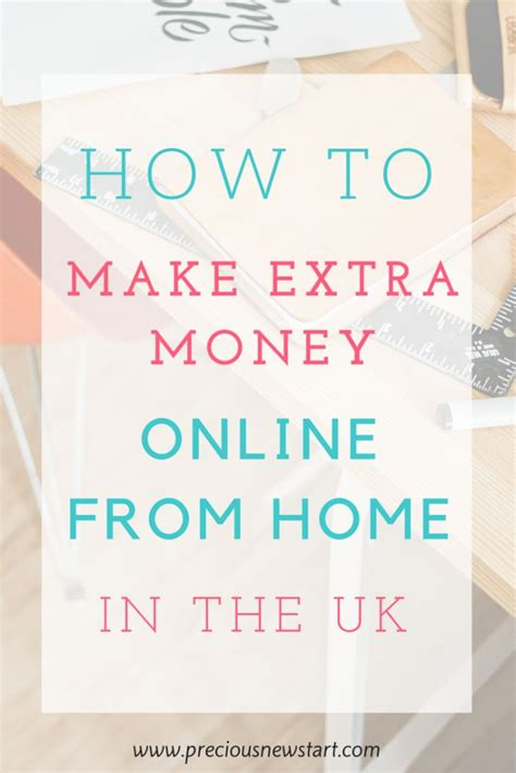 How To Make Extra Money Online From Home - 1000 ideas about money making crafts on pinterest earn more money extra cash and