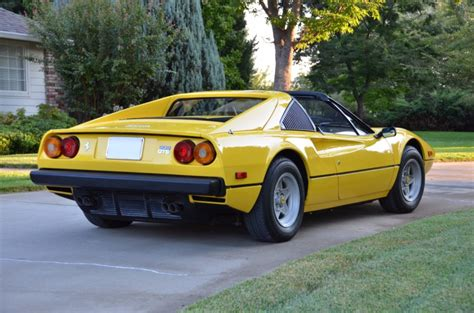 Ferrari 308 Gts by 30 Years Owned 1978 Ferrari 308 Gts Bring A Trailer