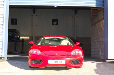 Ferrari Piston Services by Used 2001 Ferrari 360 For Sale In Greater Manchester