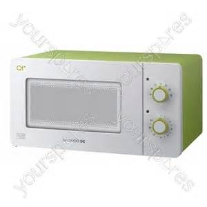 Daewoo Green Microwave Lime Green Compact Manual Microwave Oven Qt2 By Daewoo