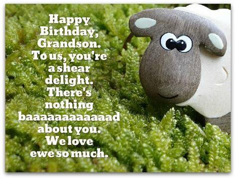 Happy Birthday Wishes To Grandson Grandson Birthday Wishes Page 2