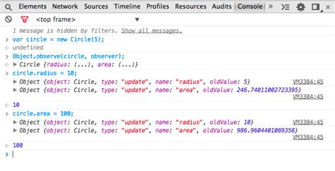 Javascript Mat by Data Binding Revolutions With Object Observe Html5 Rocks