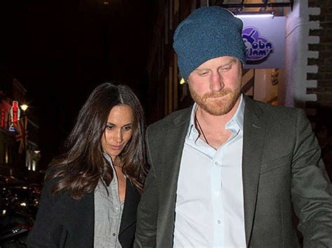 harry and meghan markle prince harry and meghan markle are moving in together