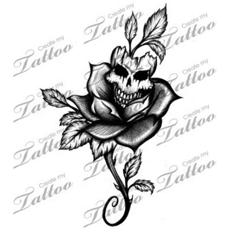 evil rose tattoo 20 best images about evil designs on