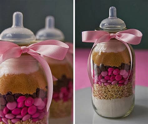 What To Give On A Baby Shower by Diy Baby Shower Favors Ideas Handmade Easy And Useful