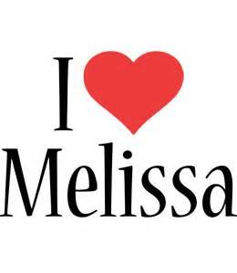 melissa logo name logo generator kiddo i love colors