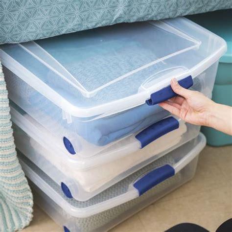 bo 238 te 224 verrou sous le lit sur roulettes de sterilite de